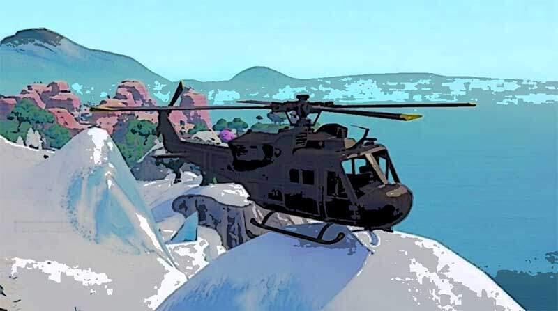 フォートナイトでヘリコプター実装!?飛行機の再来になるのか?