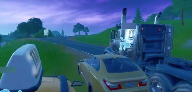 フォートナイトで車が実装!使い方と乗った感想